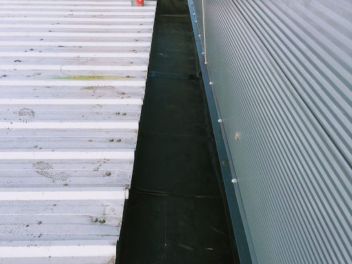 Industrial Gutter repairs
