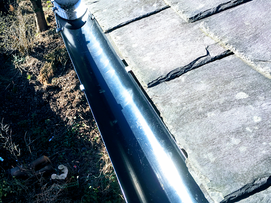 Gutter cleaned and services in Chorley