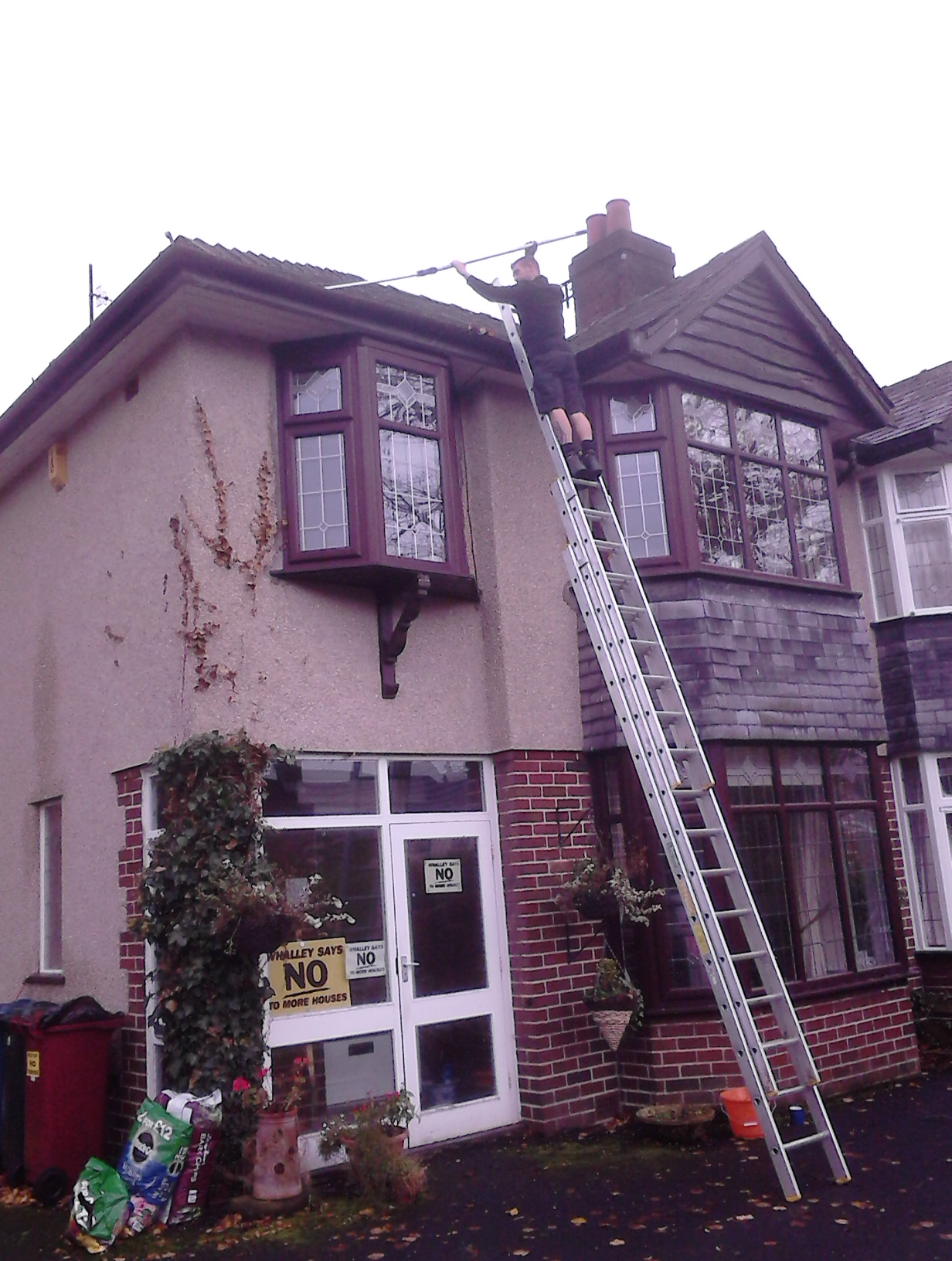Gutter Cleaning Blackpool