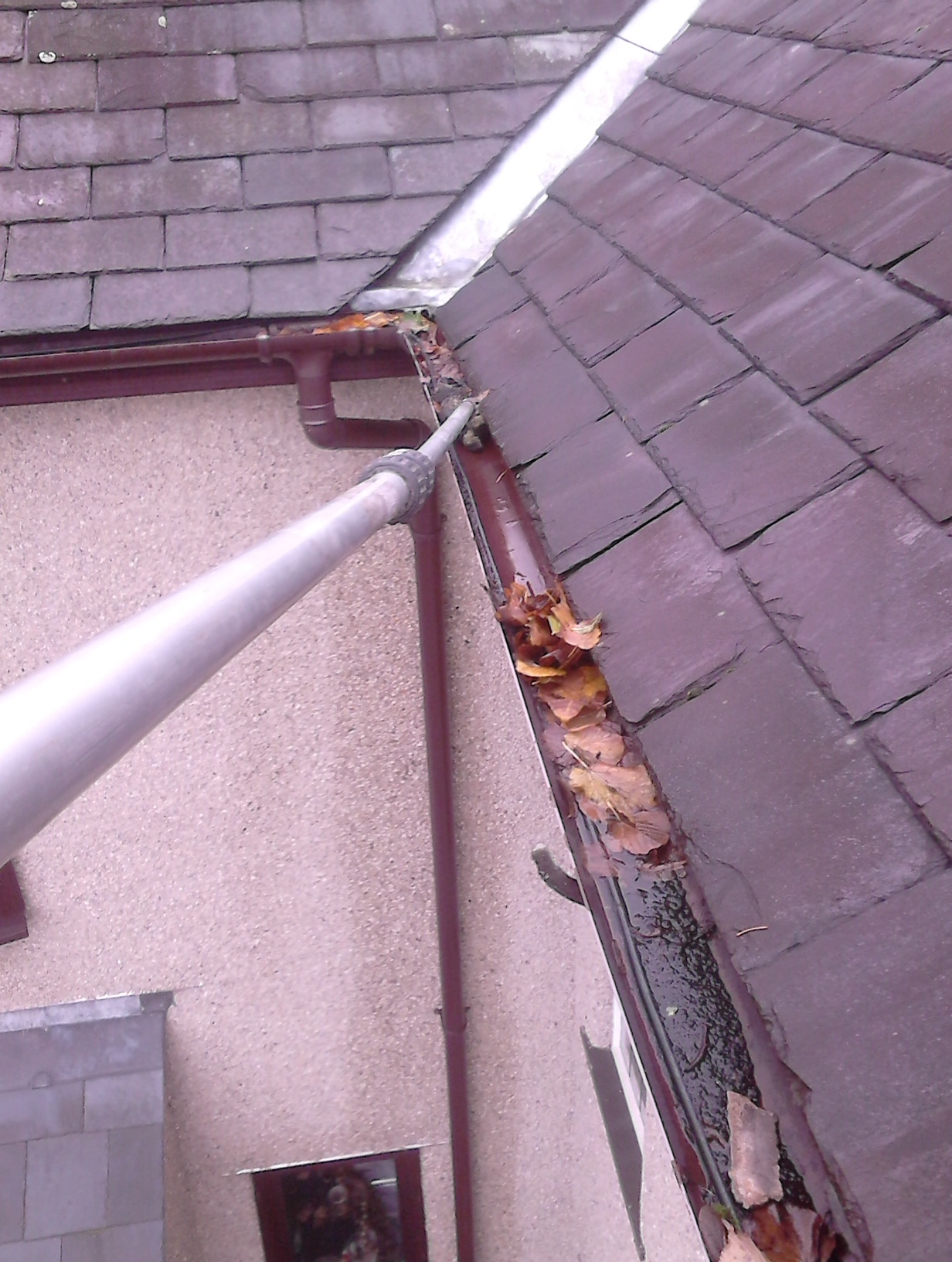 Gutter Cleaning Blackburn with Darwen