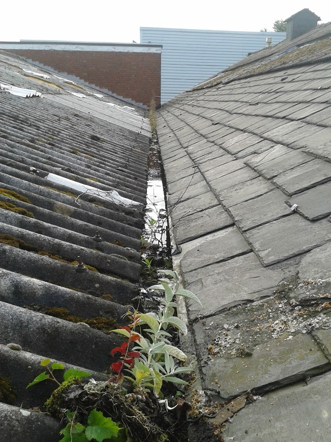 Commercial Gutter Cleaning West Lancashire